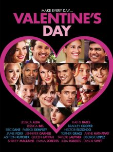 Valentine's day: vod hd - location