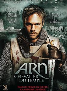 Arn, chevalier du temple - édition collector