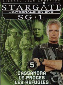 Stargate - saison 1 ; disque 5
