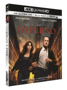 Inferno - 4k ultra hd + blu-ray