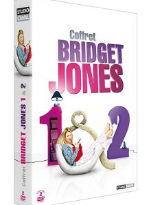 Bridget jones 1 & 2 : le journal de bridget jones + bridget jones : l'âge de raison - pack
