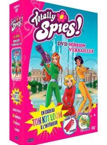 Totally spies - saison 6 : mission versailles - édition limitée