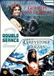 Double séance aventure - greystoke, la légende de tarzan + gorilles dans la brume (la véritable aventure de dian fossey)