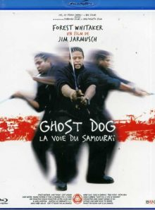 Ghost dog - la voie du samouraï - blu-ray