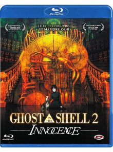 Ghost in the shell 2 : innocence - édition standard - blu-ray