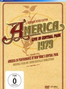 America live in central park [import allemand] (import)