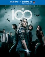 The 100 - the complete first season