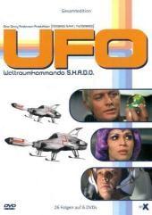 Ufo - weltraumkommando s.h.a.d.o. - die komplette serie