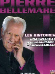 Les histoires extraordinaires de pierre bellemare, vol. 4 (coffret de 3 dvd)