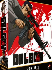 Golgo 13 dvd partie 1/2 edition gold