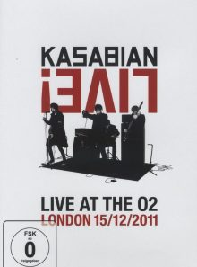 Live! - at the o2
