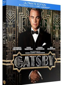Gatsby le magnifique - ultimate edition - blu-ray + dvd + copie digitale