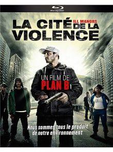 La cité de la violence - blu-ray