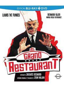 Le grand restaurant - combo blu-ray + dvd