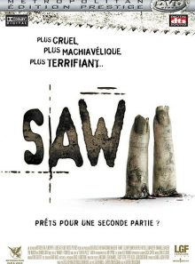 Saw ii - édition prestige