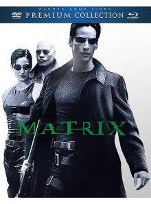 Matrix - combo blu-ray + dvd