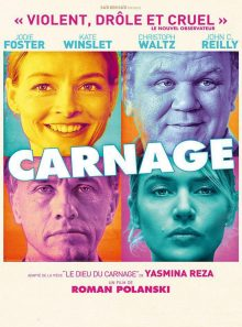 Carnage: vod hd - achat