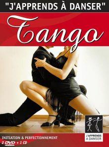 J'apprends à danser - tango