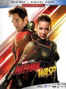 Ant-man et la guêpe (ant-man and the wasp)