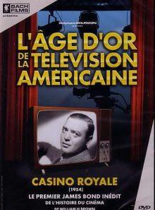 L'age d'or de la television americaine - casino royale