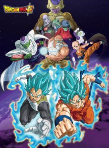 Dragon ball super - partie 1 - edition collector - coffret a4 blu-ray