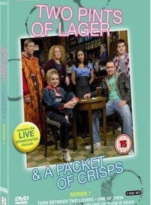 Two pints of lager and a packet of crisps: complete bbc  series 7