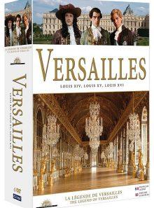 Versailles - louis xiv, louis xv, louis xvi