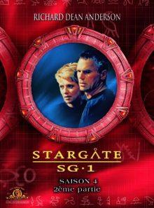 Stargate sg-1 - saison 4 - coffret 4b - pack