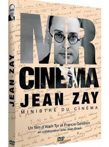Jean zay : ministre du cinéma