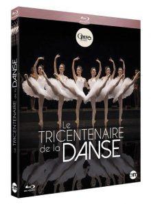 Le tricentenaire de l'ecole française de danse - blu-ray