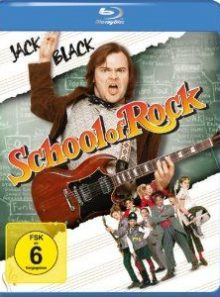 Rock academy (school of rock) - blu-ray