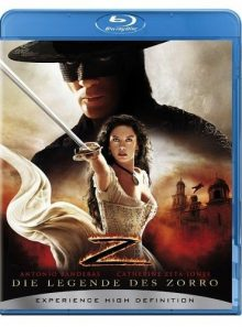 Die legende des zorro [blu-ray] (import)