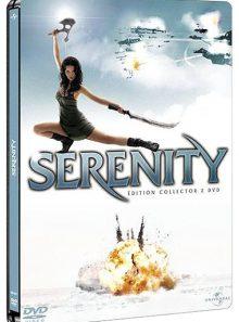 Serenity - édition collector boîtier steelbook