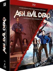Ash vs evil dead - l'intégrale des saisons 1 & 2 - blu-ray