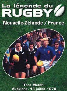 La légende du rugby vol. 1 - nouvelle zelande / france