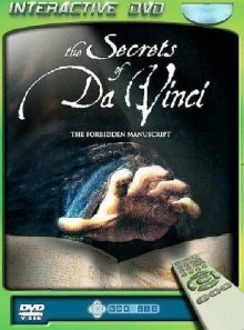 The secrets of da vinci - interactive dvd