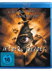 Jeepers creepers [blu-ray] [import allemand] (import)