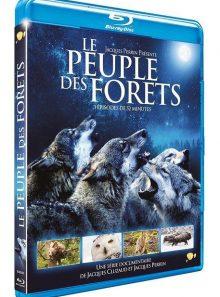 Le peuple des forêts - blu-ray