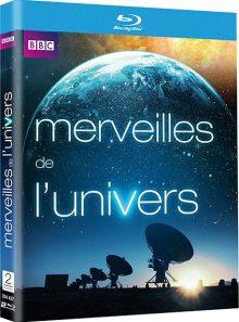 Merveilles de l'univers - blu-ray