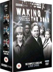 Waking the dead - the complete series 1 - import zone 2 uk (anglais uniquement)