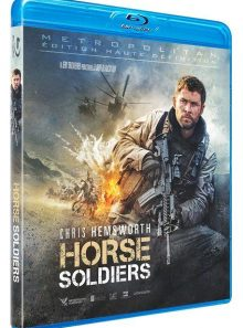 Horse soldiers - blu-ray