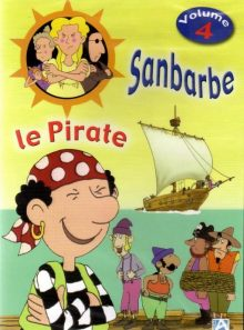 Sanbarbe le pirate - vol. 4