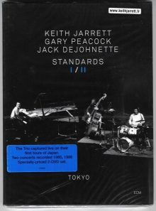 Standards vol.1 & 2 - jarrett, keith -trio