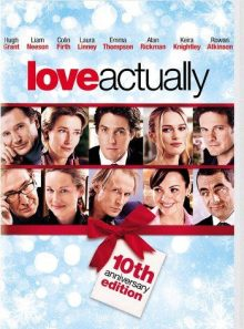 Love actually 10th anniversary edition (holiday art)