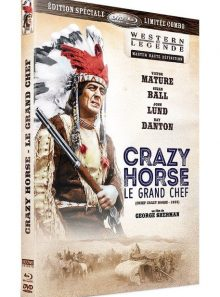 Crazy horse - le grand chef - édition spéciale combo blu-ray + dvd