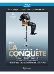 La conquête - édition collector - blu-ray
