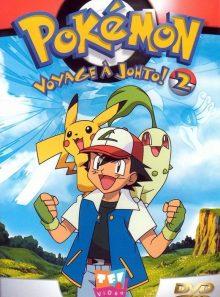 Pokémon - voyage à johto - vol.2