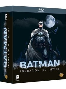 Batman fondation du mythe : the dark knight 1 & 2 + year one + the killing joke - pack - blu-ray