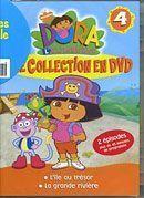 Dora, l'exploratrice vol. 4 - l'île au trésor / la grande rivière