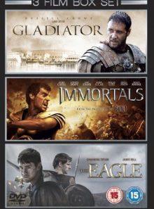Gladiator/immortals/the eagle